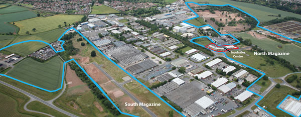 Hereford Enterprise Zone