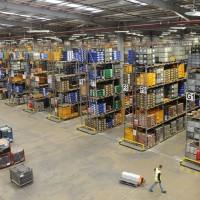 NE Enterprise Zone Vantec warehouse