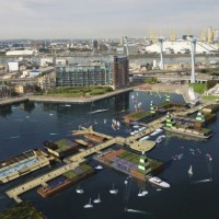 London Royal Docks july 2013