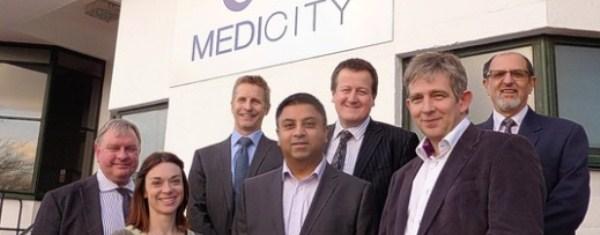New tenants at Medicity