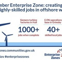 Humber Enterprise Zone infographic