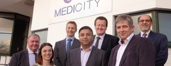 New tenants at Medicity