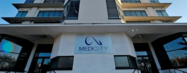 MediCity, Nottingham Enterprise Zone