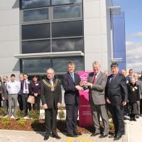 Fareham Innovation Centre opening
